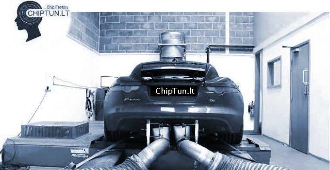 Chip tiuningas